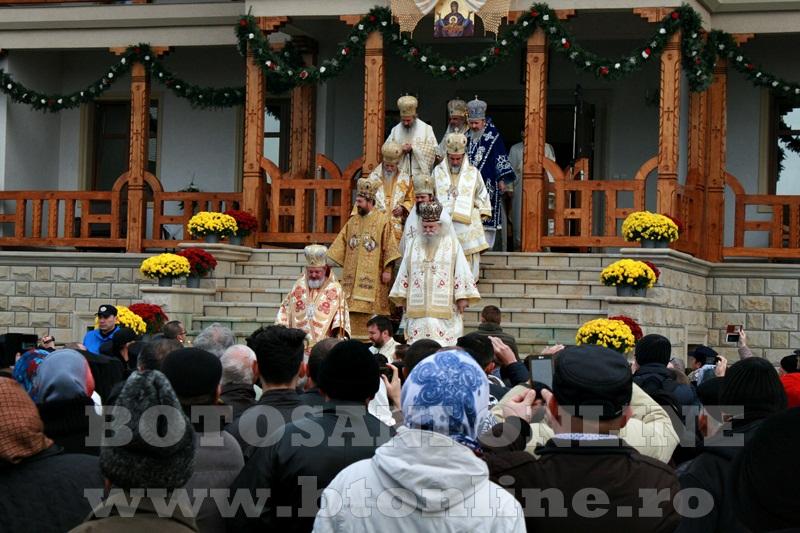Manastirea Zosin, sfintire Patriarh (19)