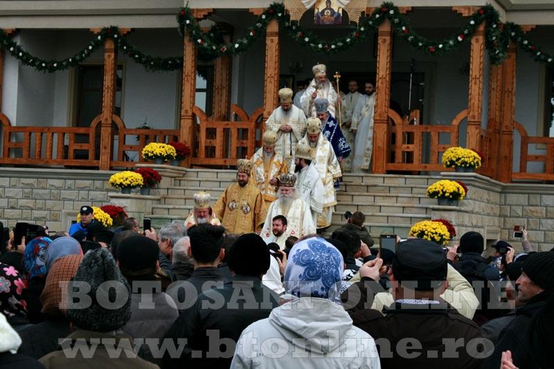 Manastirea Zosin, sfintire Patriarh (20)