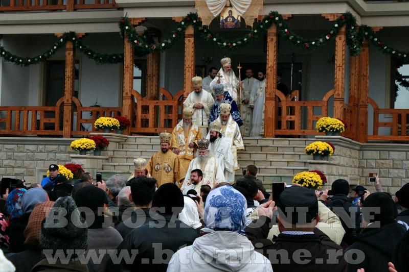 Manastirea Zosin, sfintire Patriarh (21)