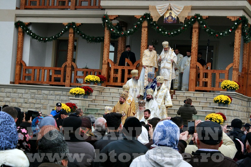 Manastirea Zosin, sfintire Patriarh (22)