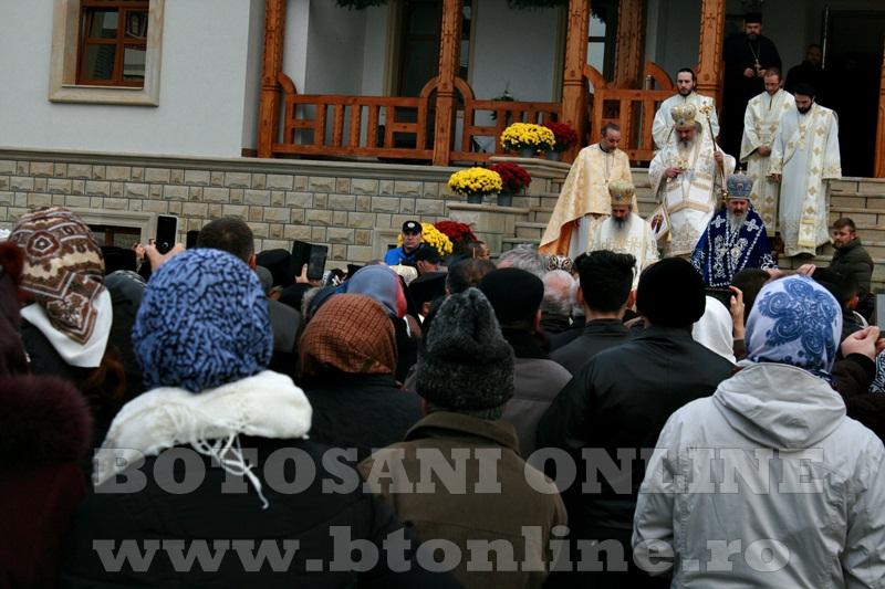 Manastirea Zosin, sfintire Patriarh (24)
