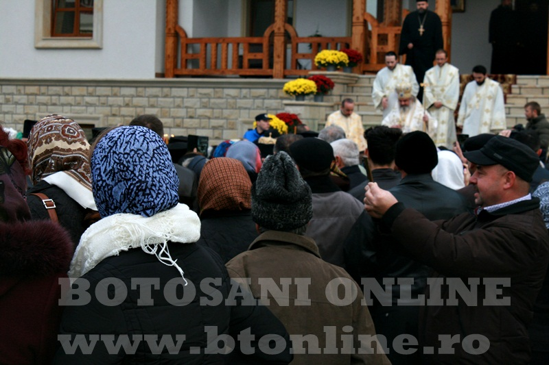 Manastirea Zosin, sfintire Patriarh (25)