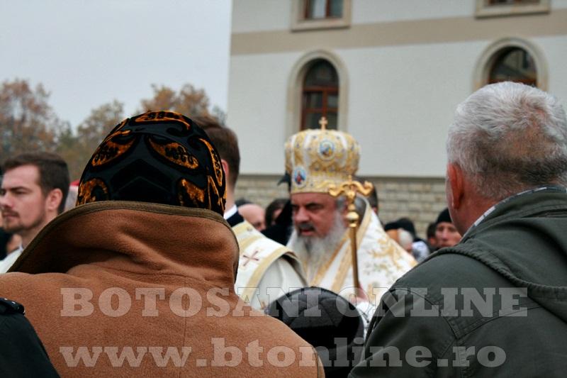 Manastirea Zosin, sfintire Patriarh (26)