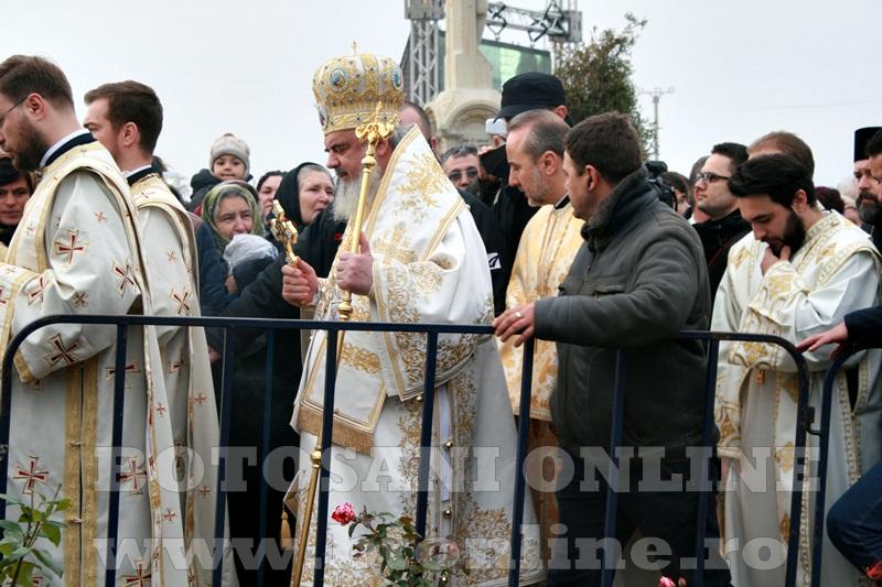 Manastirea Zosin, sfintire Patriarh (28)