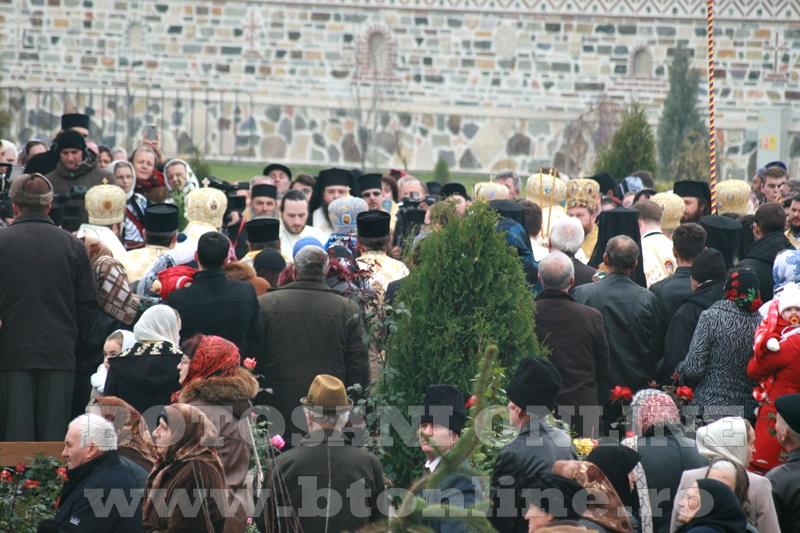 Manastirea Zosin, sfintire Patriarh (36)
