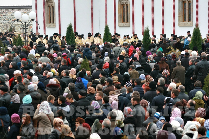 Manastirea Zosin, sfintire Patriarh (43)