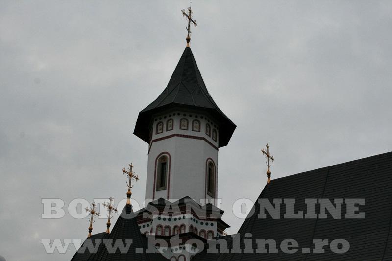 Manastirea Zosin, sfintire Patriarh (5)