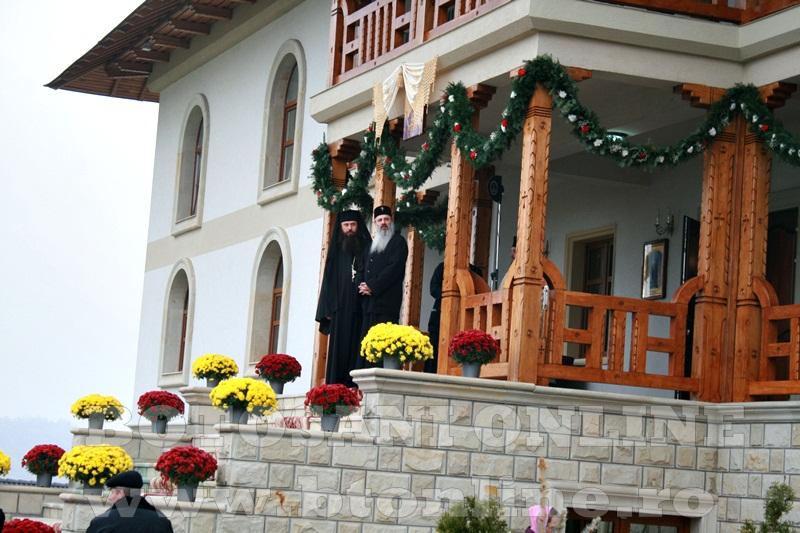Manastirea Zosin, sfintire Patriarh (6)