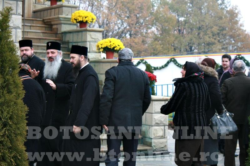 Manastirea Zosin, sfintire Patriarh (8)
