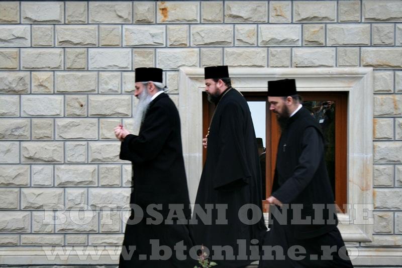 Manastirea Zosin, sfintire Patriarh (9)