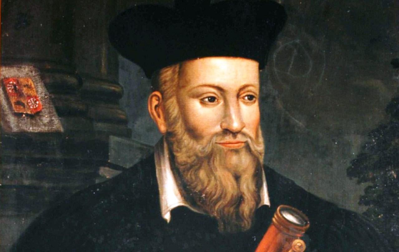 Nostradamus (1)
