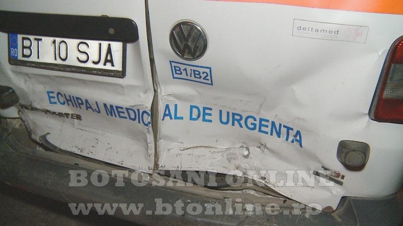 accident ambulanta ungureni, botosani (4)