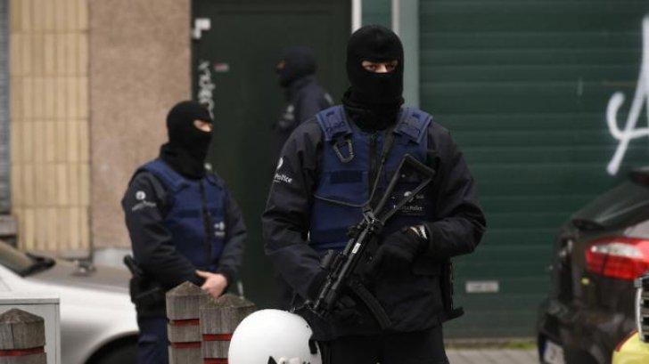 politisti inarmati, foto realitatea.net