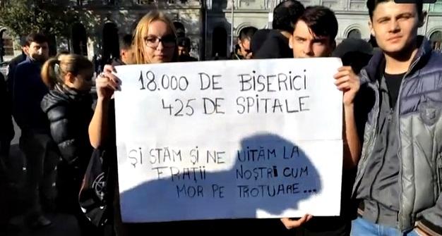 protest bucuresti foto gandul
