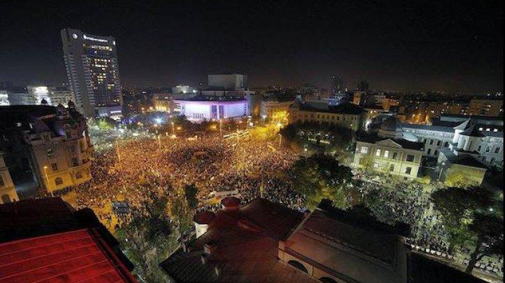 protest bucuresti foto hotnews