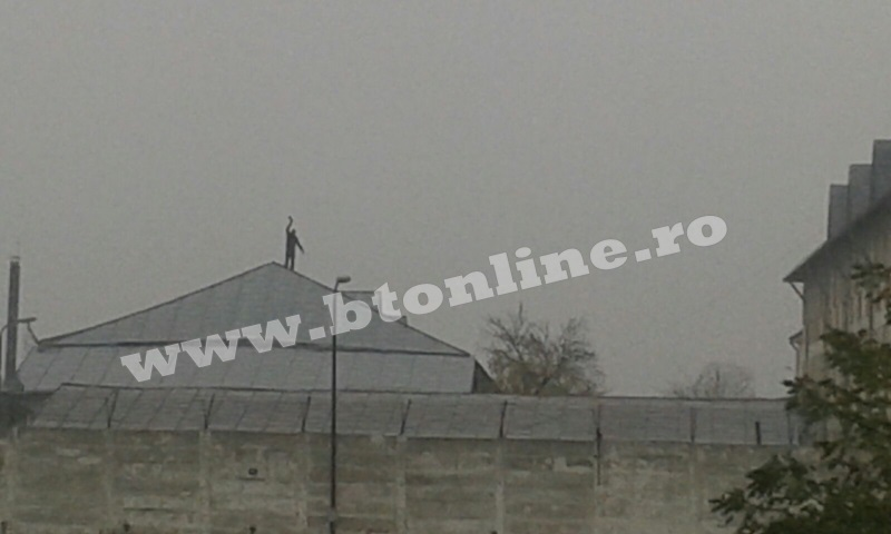 protest penitenciar botosani1