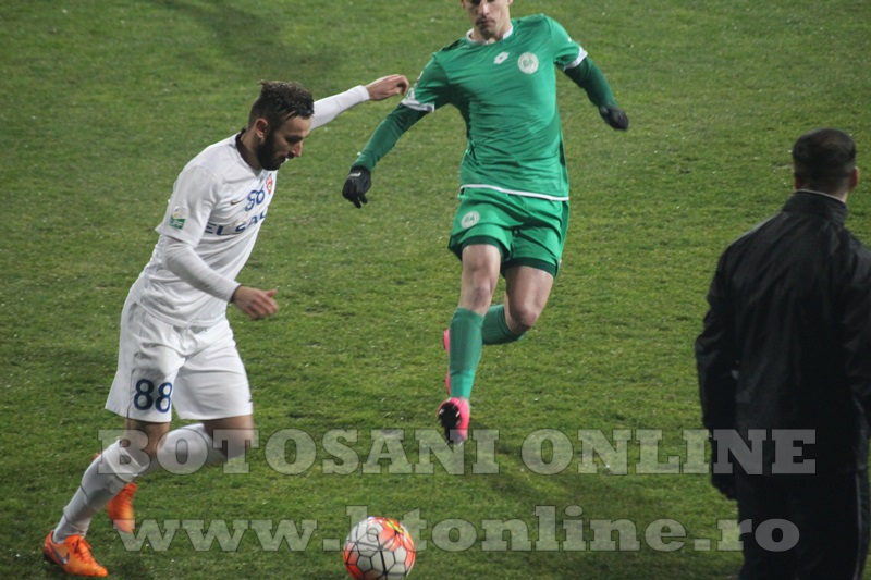 FC Botosani - Chiajna (1)