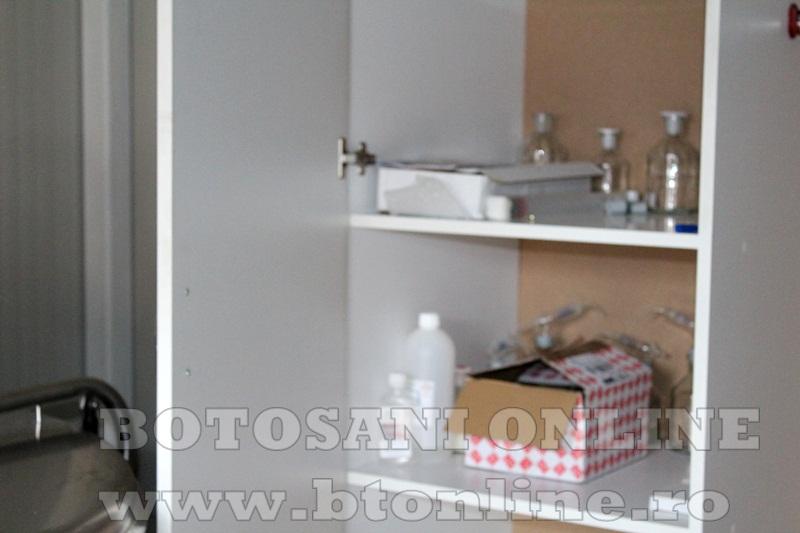 Vlasinesti, centru de colectare a laptelui (5)