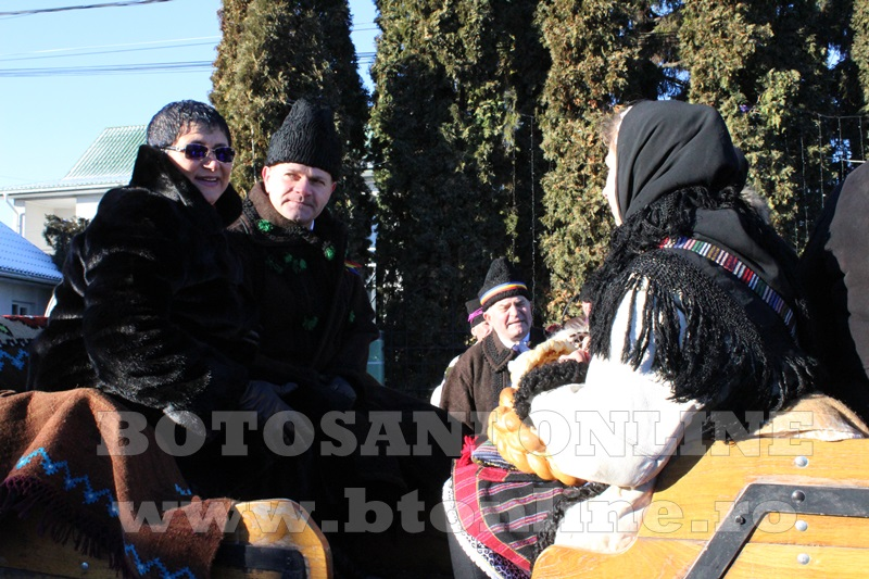 Vorona, traditii, datini si obiceiuri 31 decembrie 2015  (29)