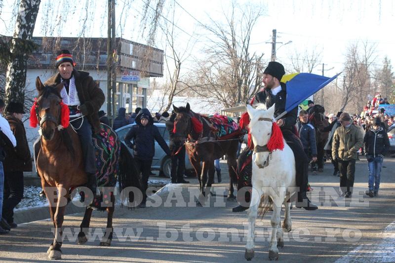 Vorona, traditii, datini si obiceiuri 31 decembrie 2015  (31)