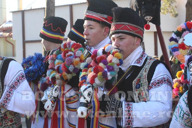 Vorona, traditii, datini si obiceiuri 31 decembrie 2015  (38)