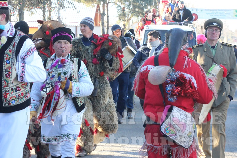 Vorona, traditii, datini si obiceiuri 31 decembrie 2015  (42)