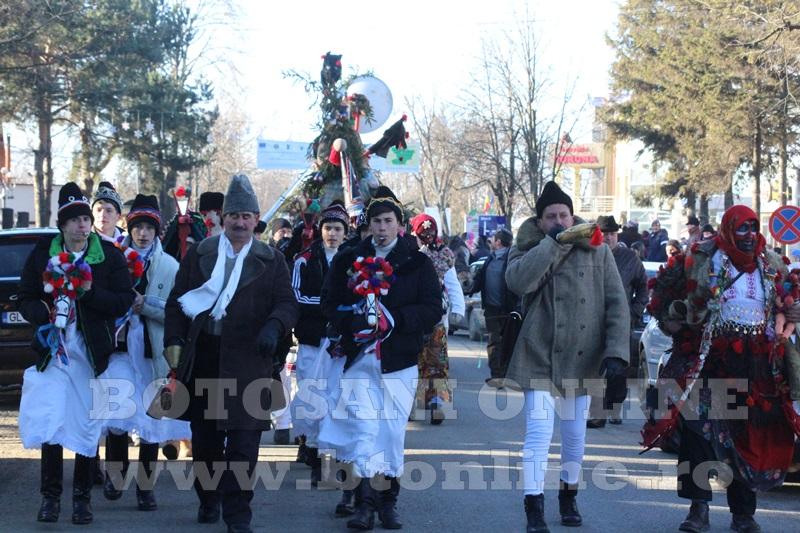 Vorona, traditii, datini si obiceiuri 31 decembrie 2015  (47)