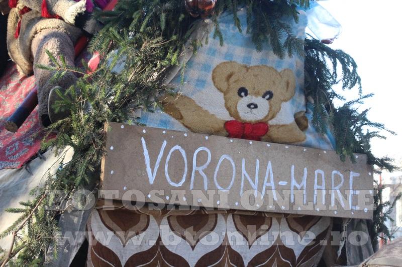 Vorona, traditii, datini si obiceiuri 31 decembrie 2015  (48)
