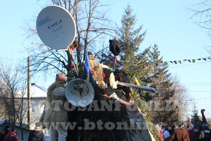 Vorona, traditii, datini si obiceiuri 31 decembrie 2015  (49)