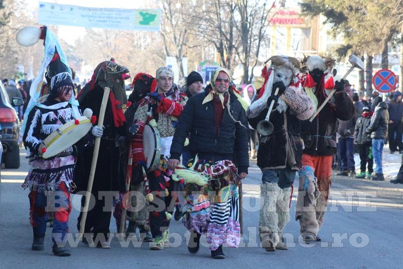 Vorona, traditii, datini si obiceiuri 31 decembrie 2015  (50)