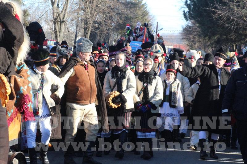 Vorona, traditii, datini si obiceiuri 31 decembrie 2015  (52)
