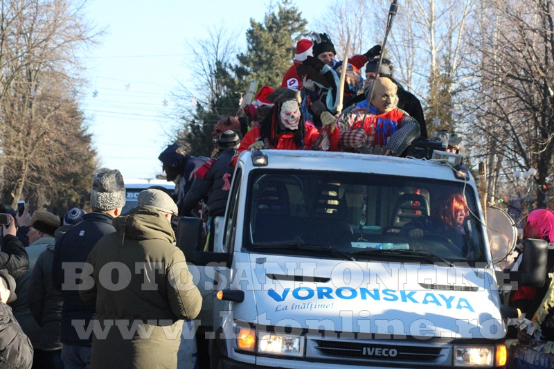 Vorona, traditii, datini si obiceiuri 31 decembrie 2015  (54)