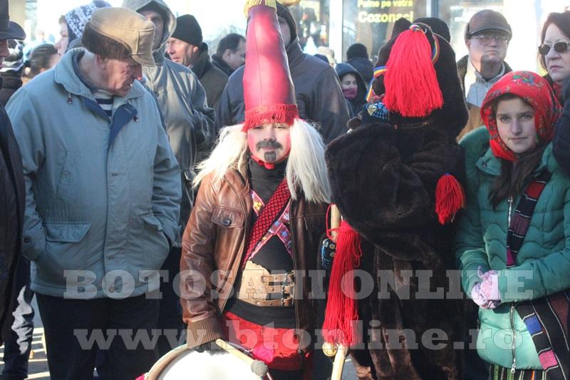 Vorona, traditii, datini si obiceiuri 31 decembrie 2015  (55)