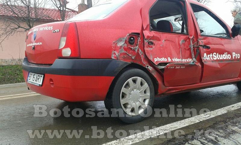accident oraseni, tractor, dacia logan (5)
