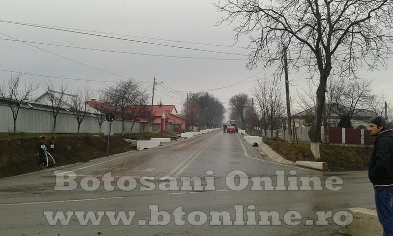 accident oraseni, tractor, dacia logan (7)