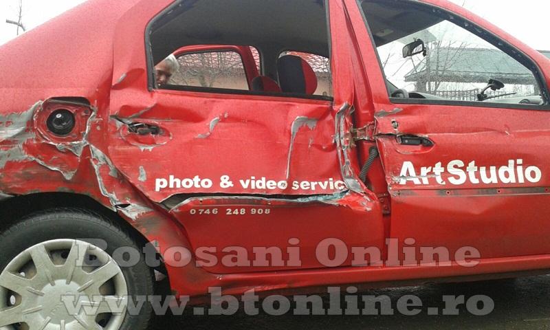 accident oraseni, tractor, dacia logan (8)