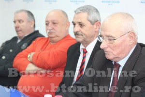 ALDE Botosani - Vacariu, Zarug, Iacob, Codreanu