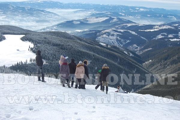 Asociatia sportul pentru toti, actiune la munte (10)
