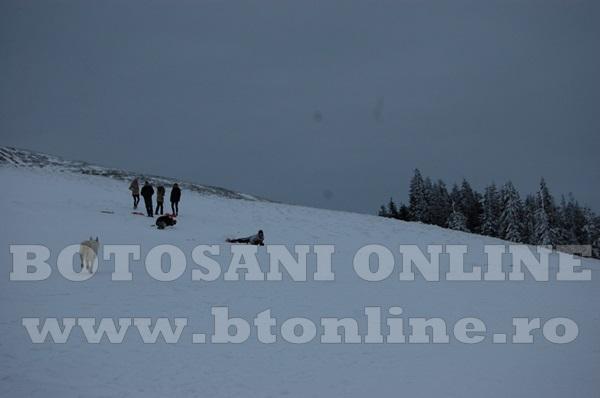 Asociatia sportul pentru toti, actiune la munte (14)