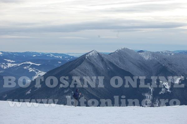 Asociatia sportul pentru toti, actiune la munte (5)