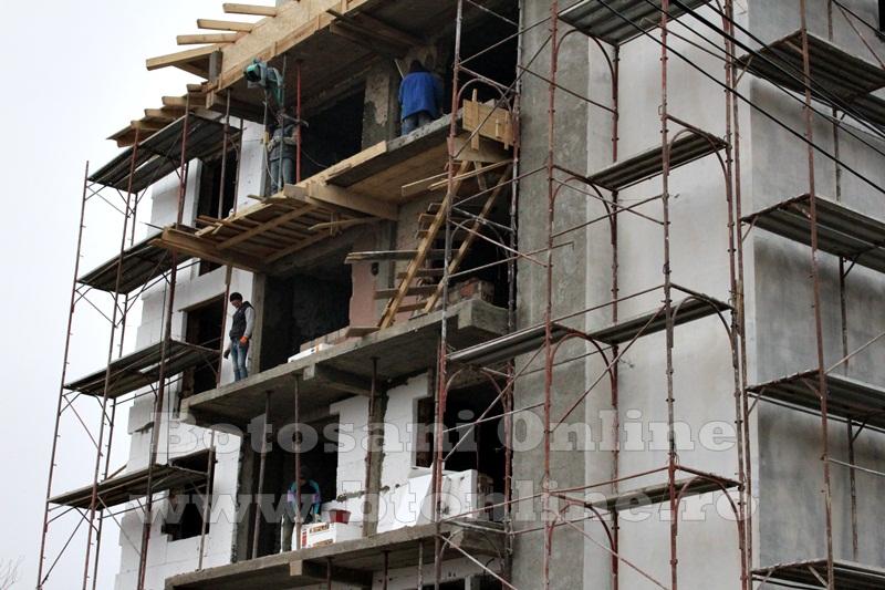 Saveni, bloc ANL in constructie (7)
