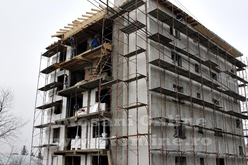 Saveni, bloc ANL in constructie (9)