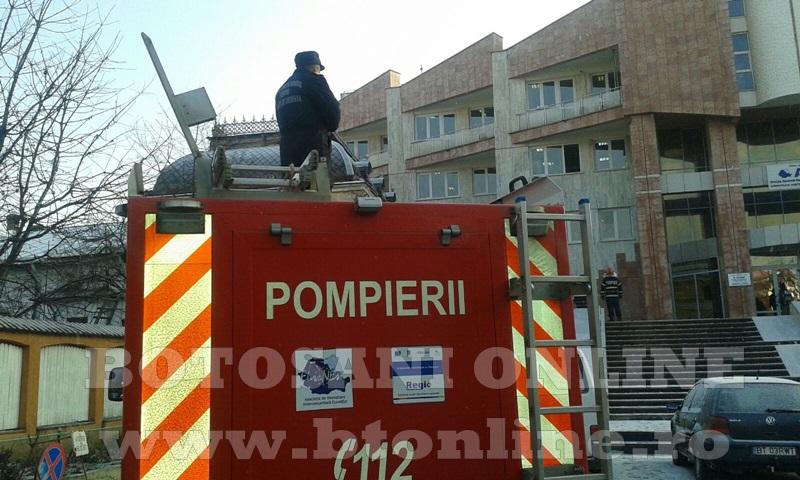 isu interventie pompieri la ANAF (1)
