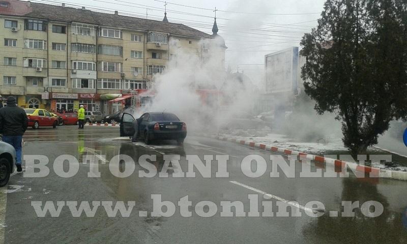 masina incendiu botosani (10)