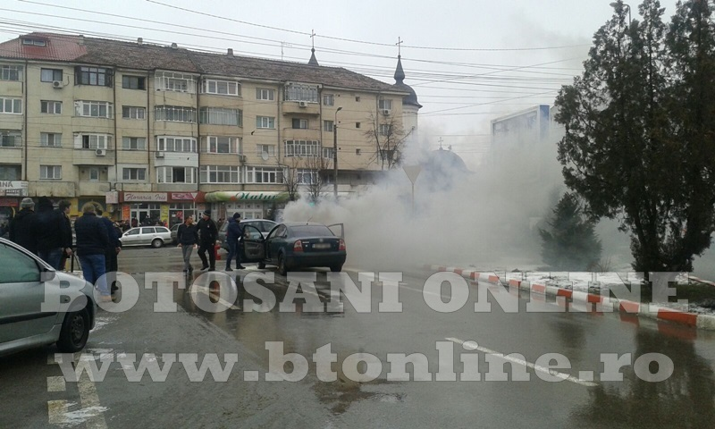 masina incendiu botosani (13)