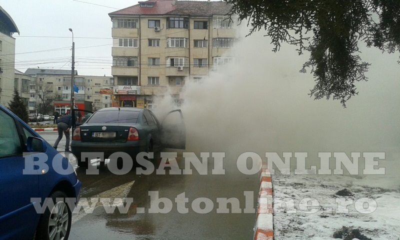 masina incendiu botosani (9)