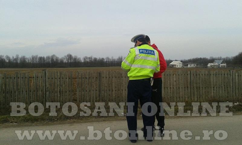 Accident masina politie (16)