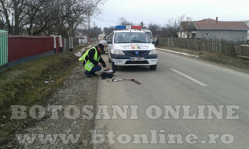 Accident masina politie (18)