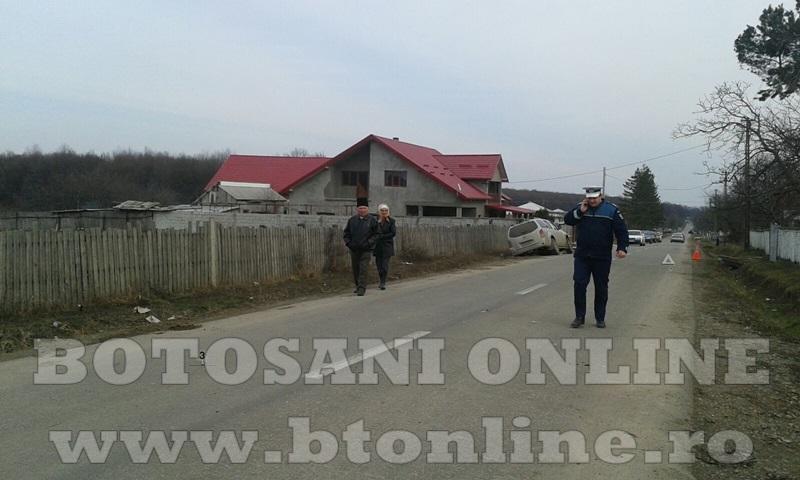 Accident masina politie (9)