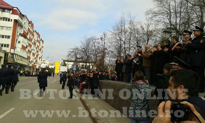ISU Botosani, parada (1)